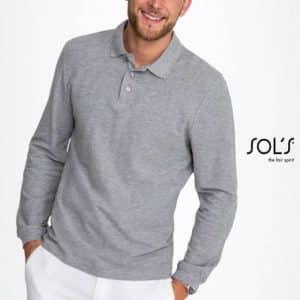 SOL'S WINTER II - MEN'S POLO SHIRT Galléros pólók
