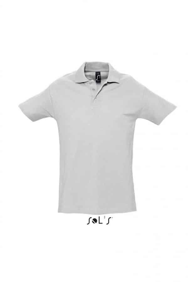 Ash SOL'S SPRING II - MEN'S PIQUE POLO SHIRT Galléros pólók