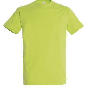 Apple Green SOL'S IMPERIAL MEN ROUND COLLAR T-SHIRT Pólók/T-Shirt